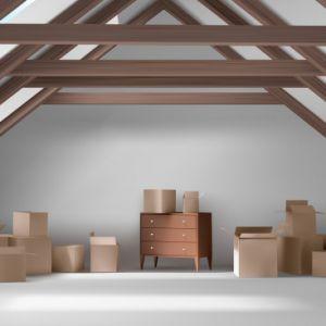 Eğimli Çatılarda Çatı Arası Kullanımı